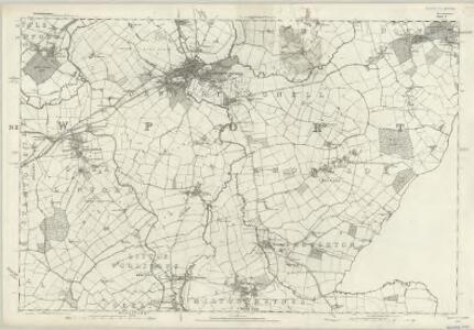 Berkshire VI - OS Six-Inch Map