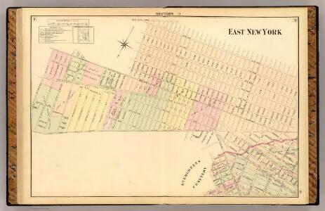 Sec. 9 East New York.