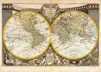 Mappemonde ou globe terestre