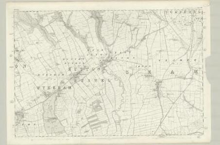 Yorkshire 93 - OS Six-Inch Map