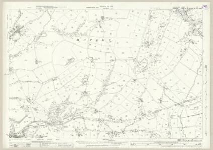 Lancashire CV.16 (includes: Dukinfield; Hyde; Longendale) - 25 Inch Map