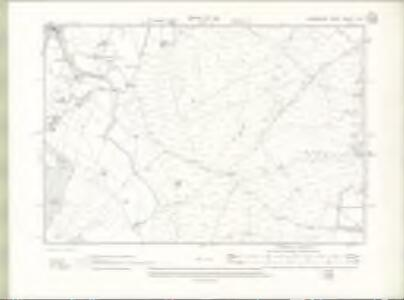 Lanarkshire Sheet XXXVIII.NE - OS 6 Inch map