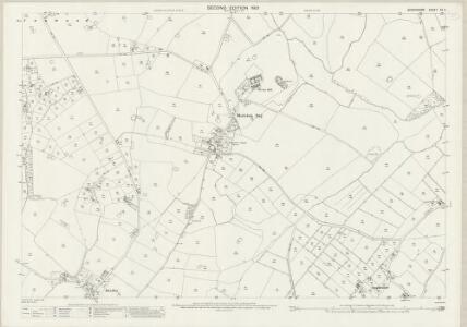 Shropshire XV.4 (includes: Moreton Say) - 25 Inch Map