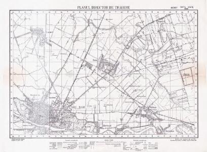 Lambert-Cholesky sheet 2681 (Satu Mare)
