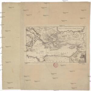 Tabula geographica ad acta aposto