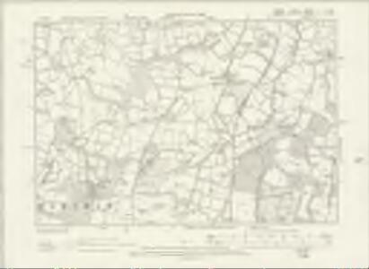 Sussex II.SE - OS Six-Inch Map