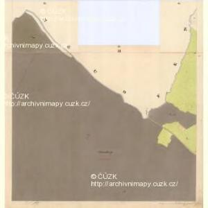 Glöckelberg - c9317-3-003 - Kaiserpflichtexemplar der Landkarten des stabilen Katasters