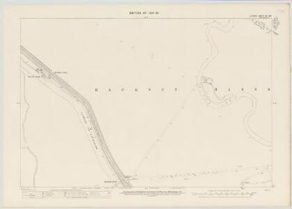 London III.100 - OS London Town Plan