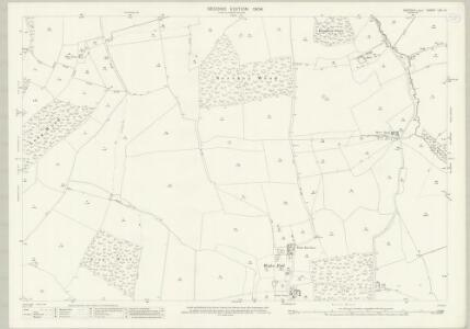 Suffolk LXII.12 (includes: Boxted; Cavendish; Poslingford; Stansfield) - 25 Inch Map