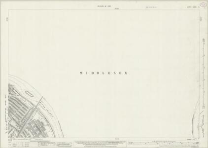 Surrey II.9 (includes: Acton; Chiswick St Nicholas) - 25 Inch Map