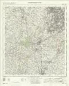 Kidderminster - OS One-Inch Map