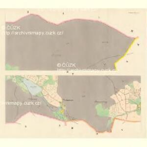 Neuhäusl - c5260-1-004 - Kaiserpflichtexemplar der Landkarten des stabilen Katasters