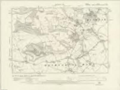 Dorset IV.SE - OS Six-Inch Map