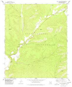 Long Tom Canyon