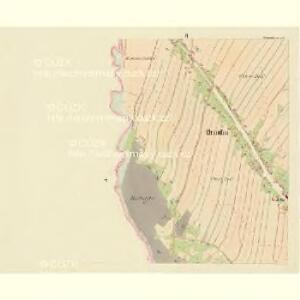 Brandau - c0456-1-002 - Kaiserpflichtexemplar der Landkarten des stabilen Katasters