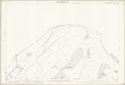 Buckinghamshire XXXIX.3 (includes: Ashley Green; Berkhampstead Urban; Northchurch) - 25 Inch Map