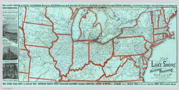Lake Shore and Michigan So. Railway.