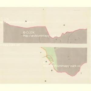 Nirklowitz (Mrsklice) - m1900-1-001 - Kaiserpflichtexemplar der Landkarten des stabilen Katasters