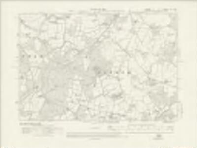 Surrey XLVI.NW - OS Six-Inch Map