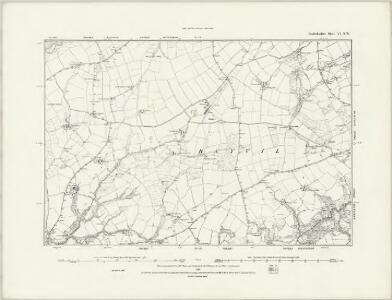 Pembrokeshire VI.SE - OS Six-Inch Map