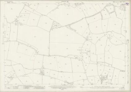 Essex (New Series 1913-) n VIII.14 (includes: Ashdon; Radwinter; Saffron Walden; Wimbish) - 25 Inch Map