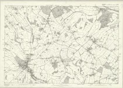 Buckinghamshire XXXVIII - OS Six-Inch Map