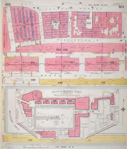 Insurance Plan of London Vol. V: sheet 103