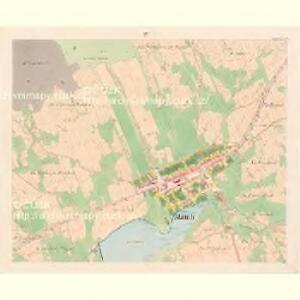 Mauth (Meyto) - c4930-1-003 - Kaiserpflichtexemplar der Landkarten des stabilen Katasters