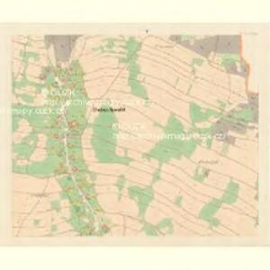 Dobischwald - m0458-1-005 - Kaiserpflichtexemplar der Landkarten des stabilen Katasters