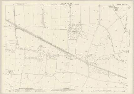 Cheshire IX.13 (includes: Altrincham; Carrington; Dunham Massey; Sale) - 25 Inch Map