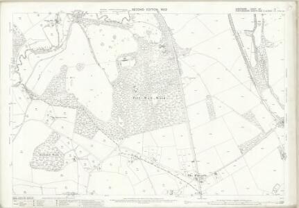 Shropshire XVI.6 (includes: Market Drayton; Sutton Upon Tern; Tyrley) - 25 Inch Map
