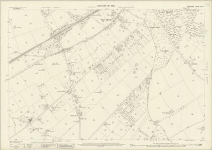 Hampshire and Isle of Wight XLIII.1 (includes: Farringdon; Four Marks; Medstead) - 25 Inch Map