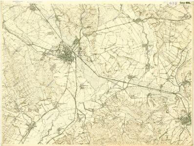 III. vojenské mapování 4663/4