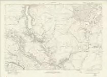 Derbyshire VII - OS Six-Inch Map