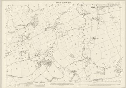 Herefordshire XIII.13 (includes: Docklow; Humber; Kimbolton With Hammish; Leominster Out; Pudlestone; Stoke Prior) - 25 Inch Map
