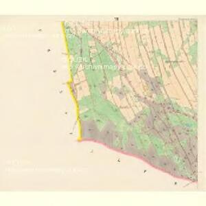 Königswalde - c3498-2-006 - Kaiserpflichtexemplar der Landkarten des stabilen Katasters