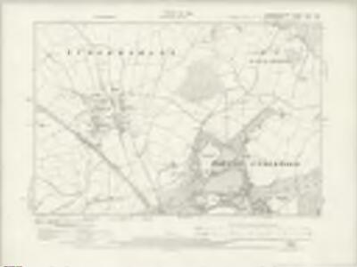 Buckinghamshire XXVII.NW - OS Six-Inch Map