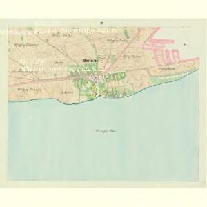 Horusitz - c2195-1-004 - Kaiserpflichtexemplar der Landkarten des stabilen Katasters