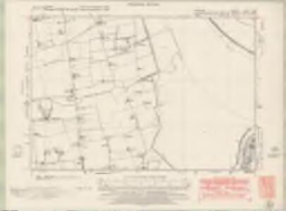 Fife and Kinross Sheet XXXVII.SW - OS 6 Inch map