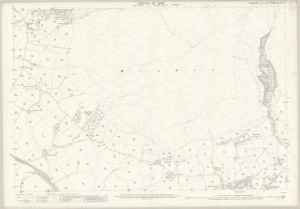 Yorkshire XLVIII.15 (includes: Sedbergh) - 25 Inch Map