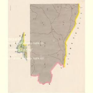 Khaa - c3768-1-006 - Kaiserpflichtexemplar der Landkarten des stabilen Katasters