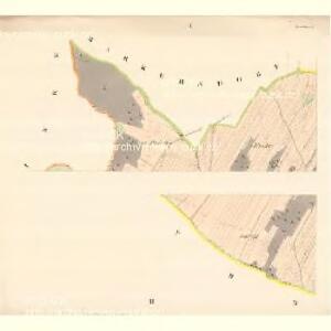 Treiblitz (Trobelec) - m3137-1-001 - Kaiserpflichtexemplar der Landkarten des stabilen Katasters