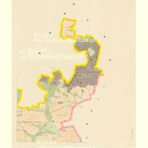Dobrotitz (Dobrotice) - c1191-1-002 - Kaiserpflichtexemplar der Landkarten des stabilen Katasters