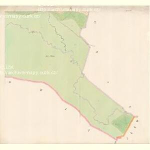 Zbudau - c9193-1-008 - Kaiserpflichtexemplar der Landkarten des stabilen Katasters