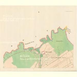 Partschendorf (Bartossowice) - m0035-1-001 - Kaiserpflichtexemplar der Landkarten des stabilen Katasters