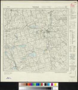 Meßtischblatt 2695 : Tiefenfurt, 1920