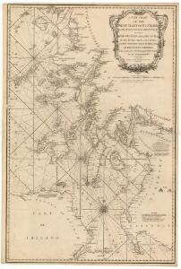 A new chart of the West coast of Scotland from the Mull of Galloway to Dunan Point in Sky.