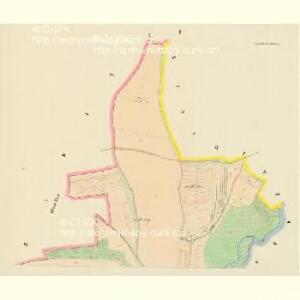 Unt: Lukawitz (Dolnj Lukawice) - c1336-1-001 - Kaiserpflichtexemplar der Landkarten des stabilen Katasters
