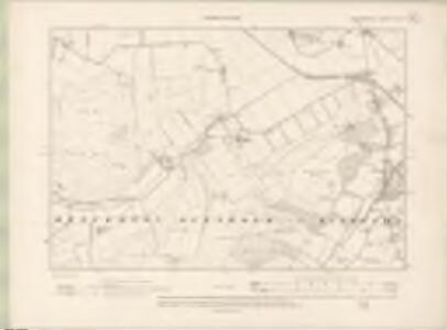 Peebles-shire Sheet XV.NE - OS 6 Inch map
