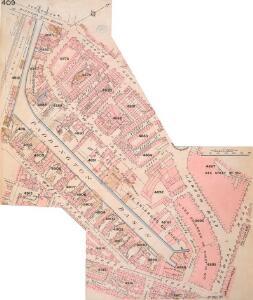 Insurance Plan of London Vol. xi: sheet 409-1